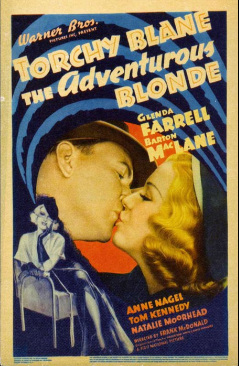 Adventurous Blonde, Torchy Blane