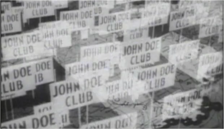John Doe Clubs, Meet John Doe, 1941