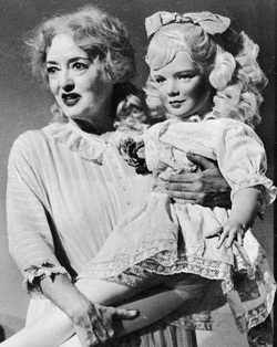 Baby Jane and Doll