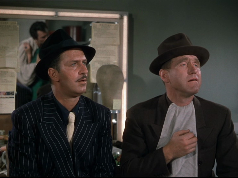 Keenan Wynn and James Whitmore