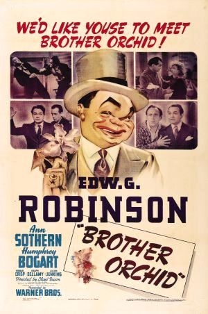 Brother Orchid, 1940, Ann Sothern, Edward G. Robinson