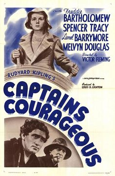 Captain's Courageous movie poster