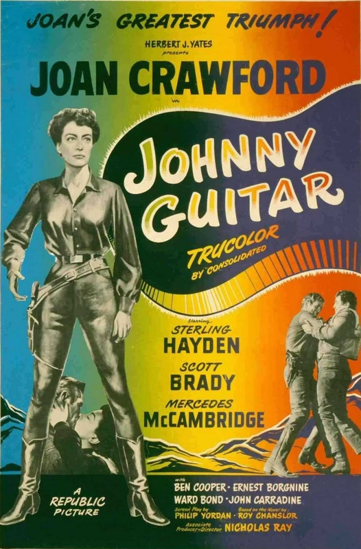 Johnny Guitar, Accidentally Hilarious Blogathon