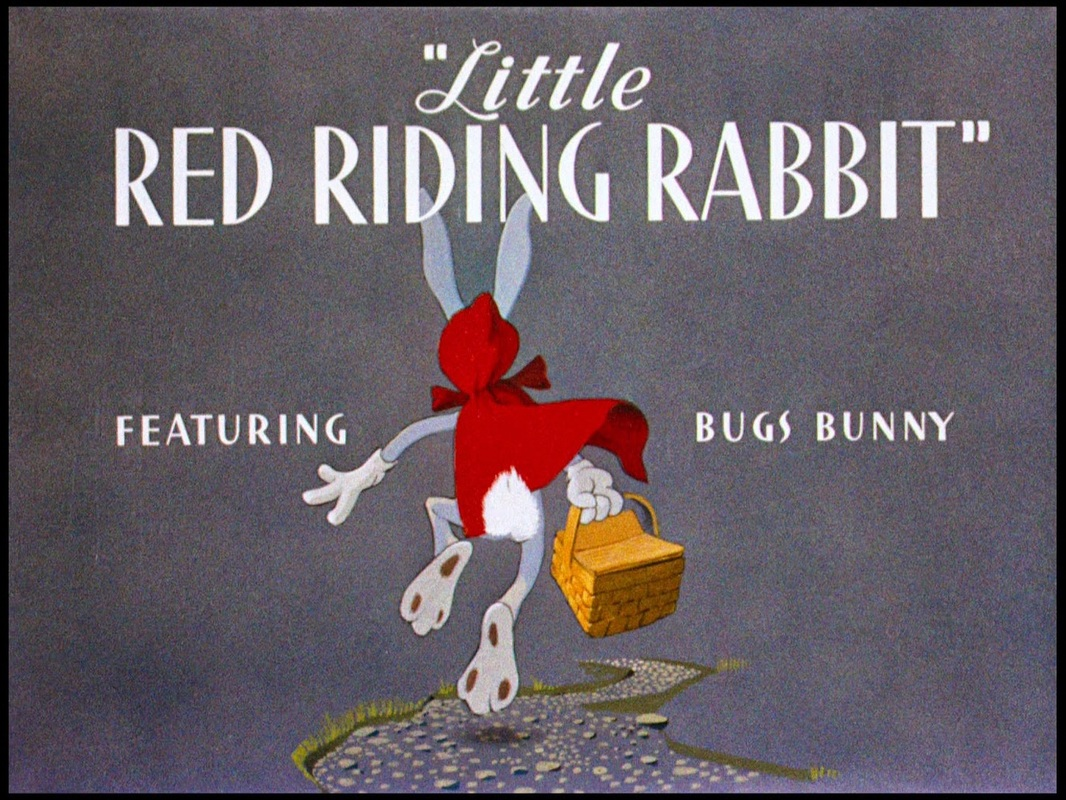Little Red Riding Rabbit, Shorts Blogathon