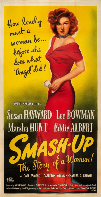 Smash-Up: The story of a woman, Susan Hayward