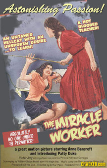 Miracle worker parody