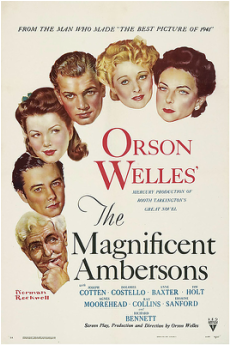 The Magnificent Ambersons, Agnes Moorehead