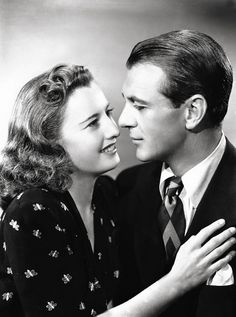 Barbara Stanwyck, Gary Cooper, Ball of Fire