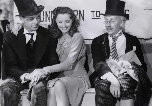 Ball of Fire, Gary Cooper, Barbara Stanwyck, Richard Haydn