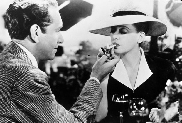 Paul Henreid, Bette Davis, Now Voyager