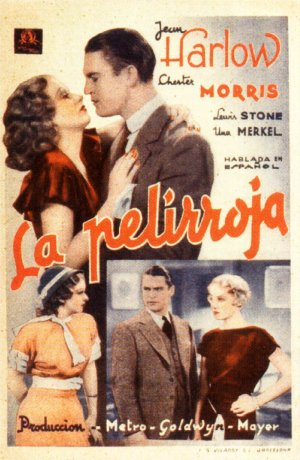 Red-Headed Woman, Pre-code Blogathon