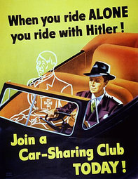 Hitler Carpool