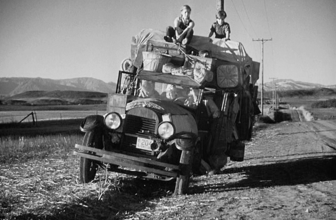 Grapes of Wrath Jalopy