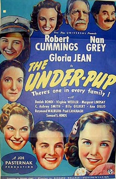 The Under-Pup, Gloria Jean, Virginia Weidler