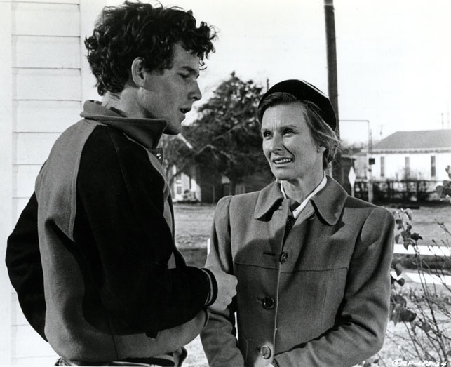 Timothy Bottoms, Cloris Leachman, Last Picture Show