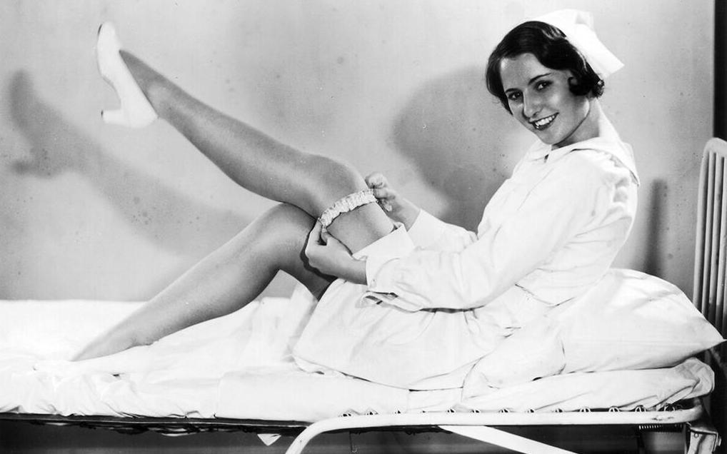 Barbara Stanwyck, Night Nurse, Great Breening Blogathon