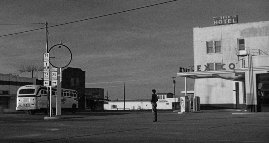 Last Picture Show, Texas Blogathon